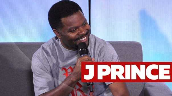 J. Prince on BIG/Pac, His Relationship w/Drake + New Memoir