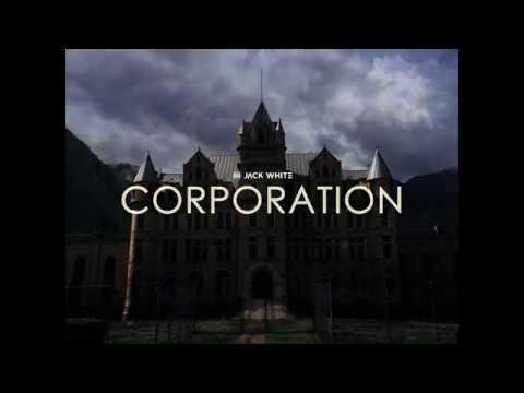 "Jack White's new video ""Corporation"""