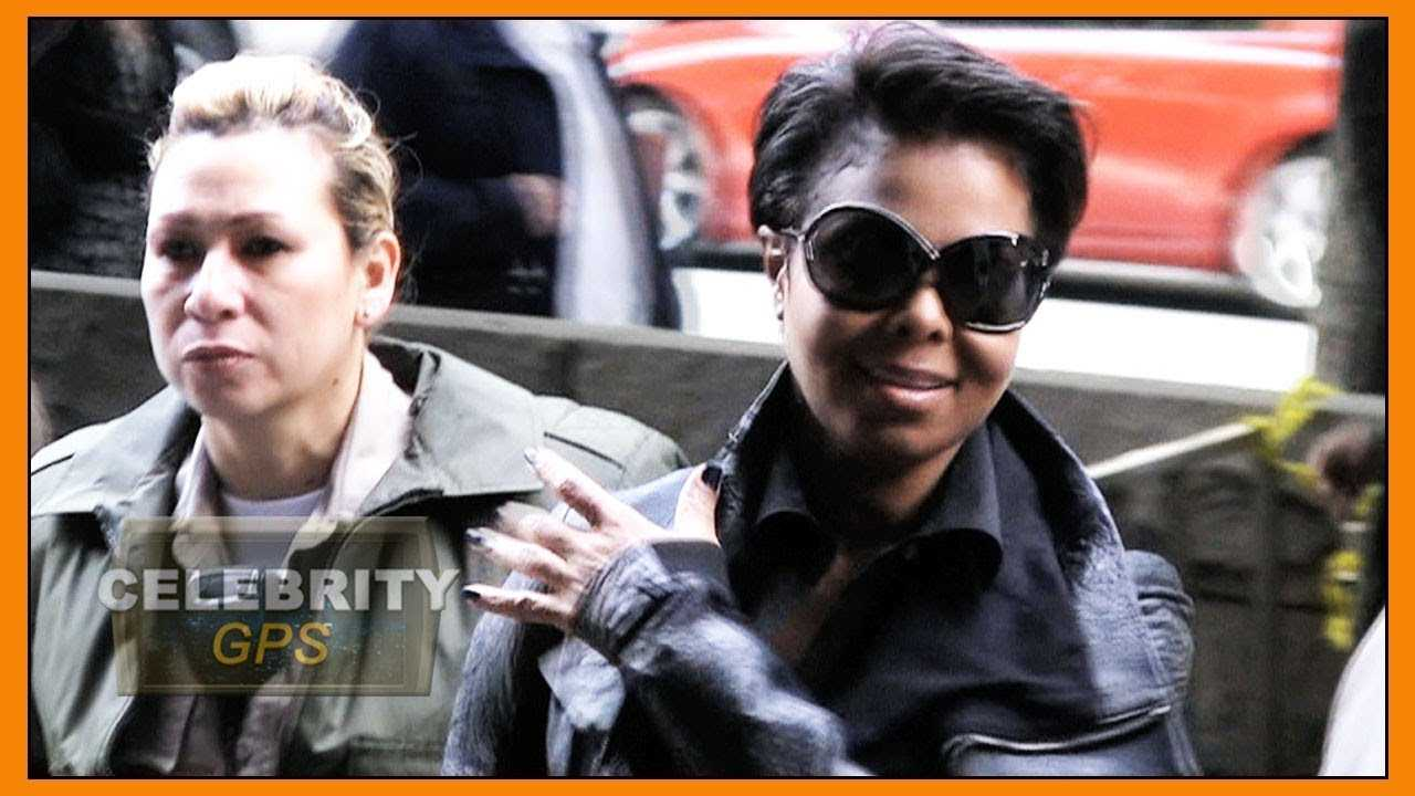 Janet Jackson calls police to check on son - Hollywood TV