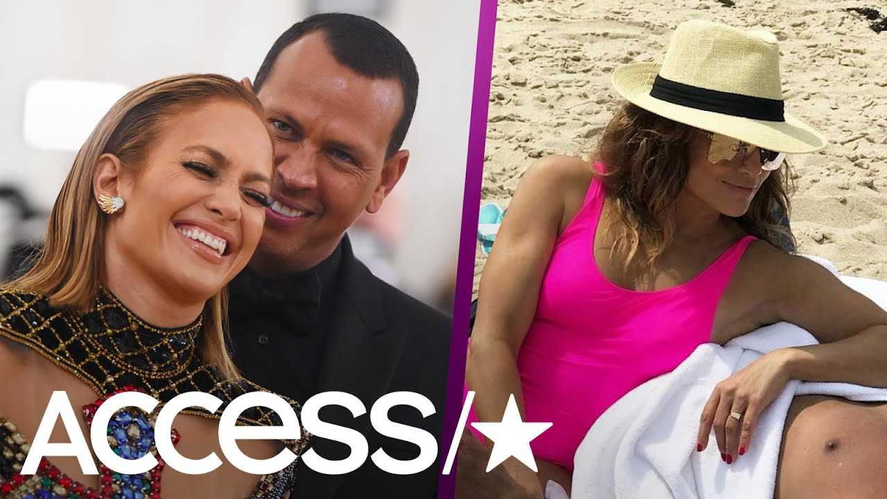 Jennifer Lopez Sparks Engagement Rumors In Fourth Of July Snap With Alex Rodriguez | Access