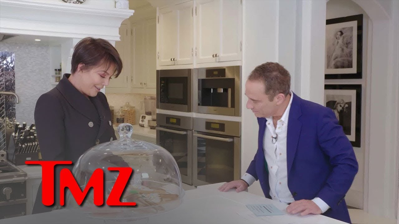 Kris Jenner Proudly Tells Story of Launch of Kylie's Makeup Empire | TMZ