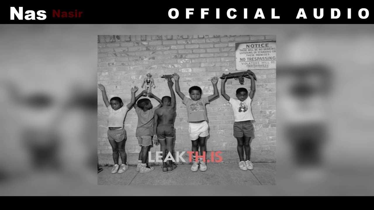 Nas   Nasir Full Album PRODUCED BY KANYE WEST