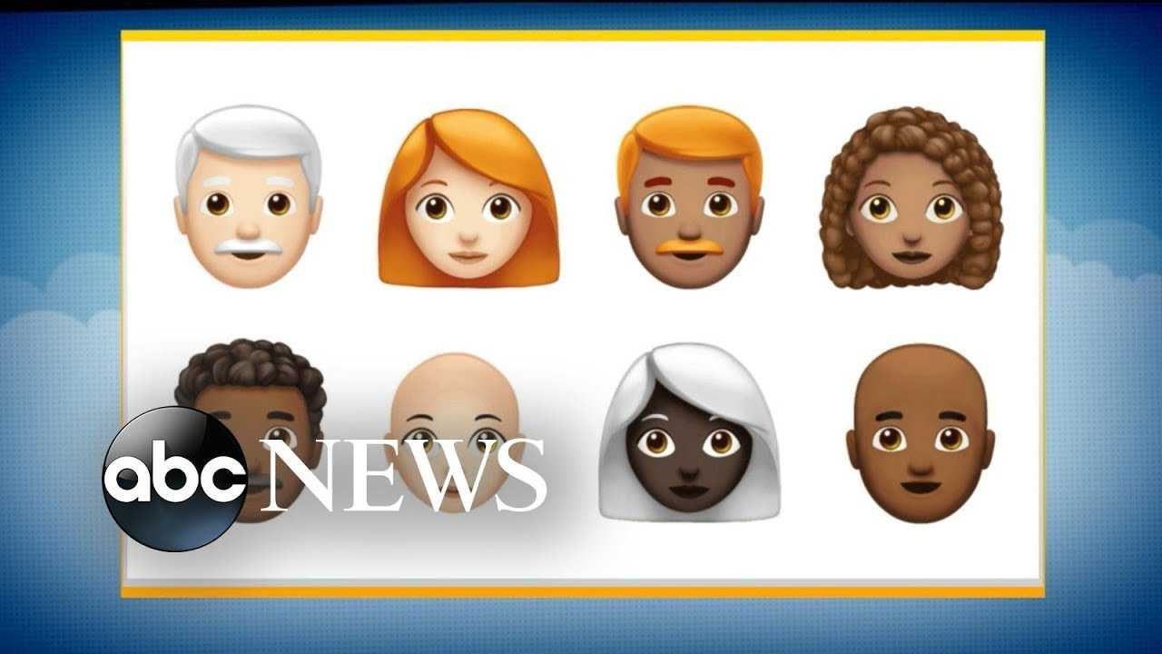 Newly announced emojis include cupcakes, mangoes and curly hair