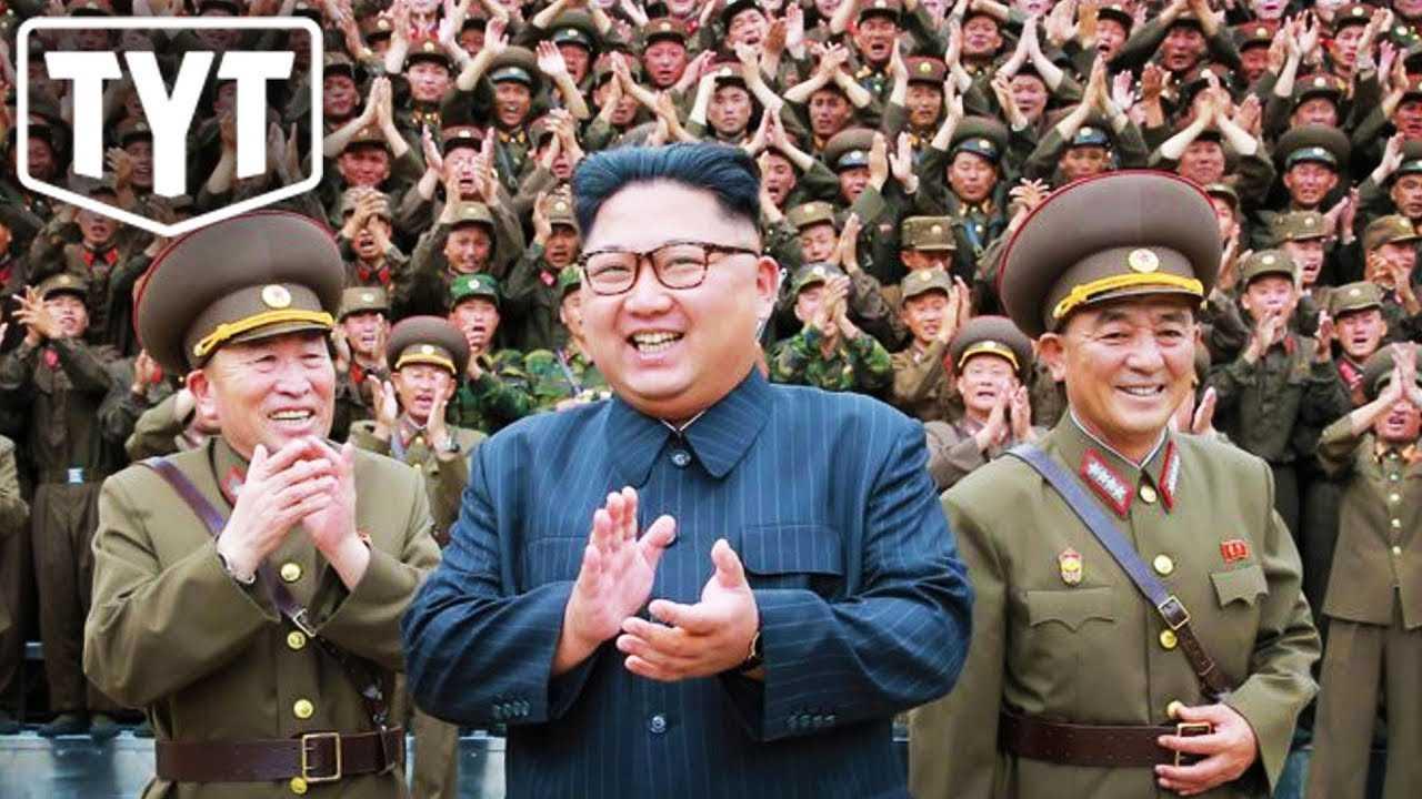 "North Korea Criticizes ""Gangster-Like"" US"