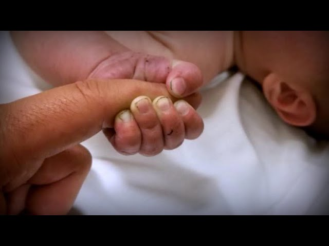Officers speak about saving baby found buried alive
