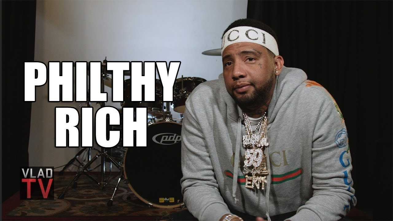 Philthy Rich: Streets Has a 50/50 Chance of Jail or Death, So Get Life Insurance (Part 8)
