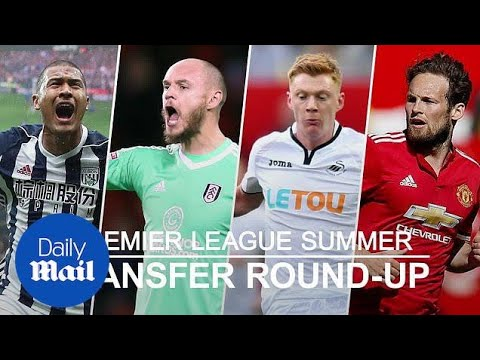 Premier League transfer round-up: Blind rejoins Ajax - Daily Mail