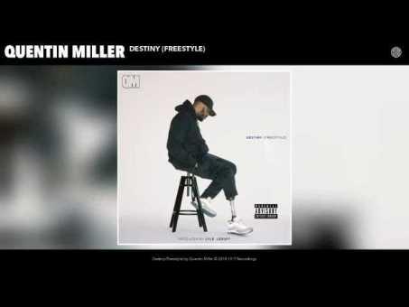 Quentin Miller Addresses Drake, Pusha T, Nicki Minaj on 'Destiny Freestyle'