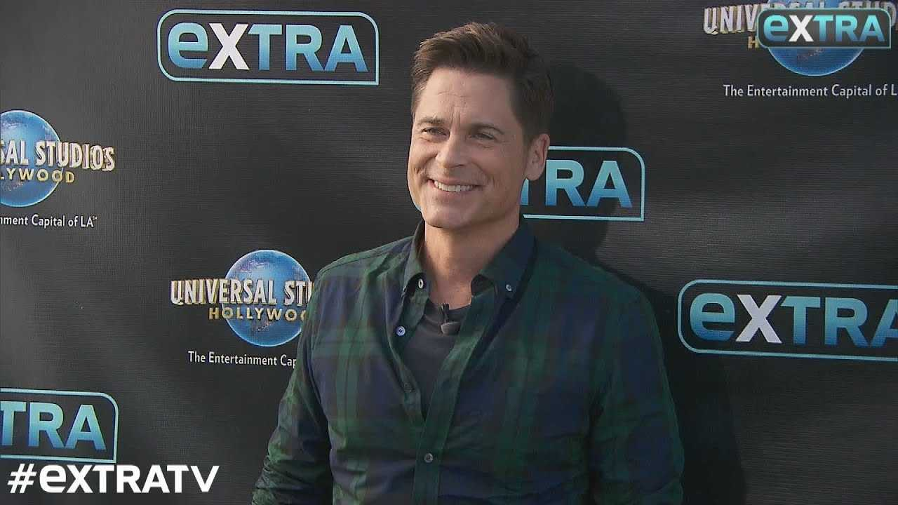 Rob Lowe Reveals His Secret for Looking Young and Eating Right, Plus: His Cheat Food