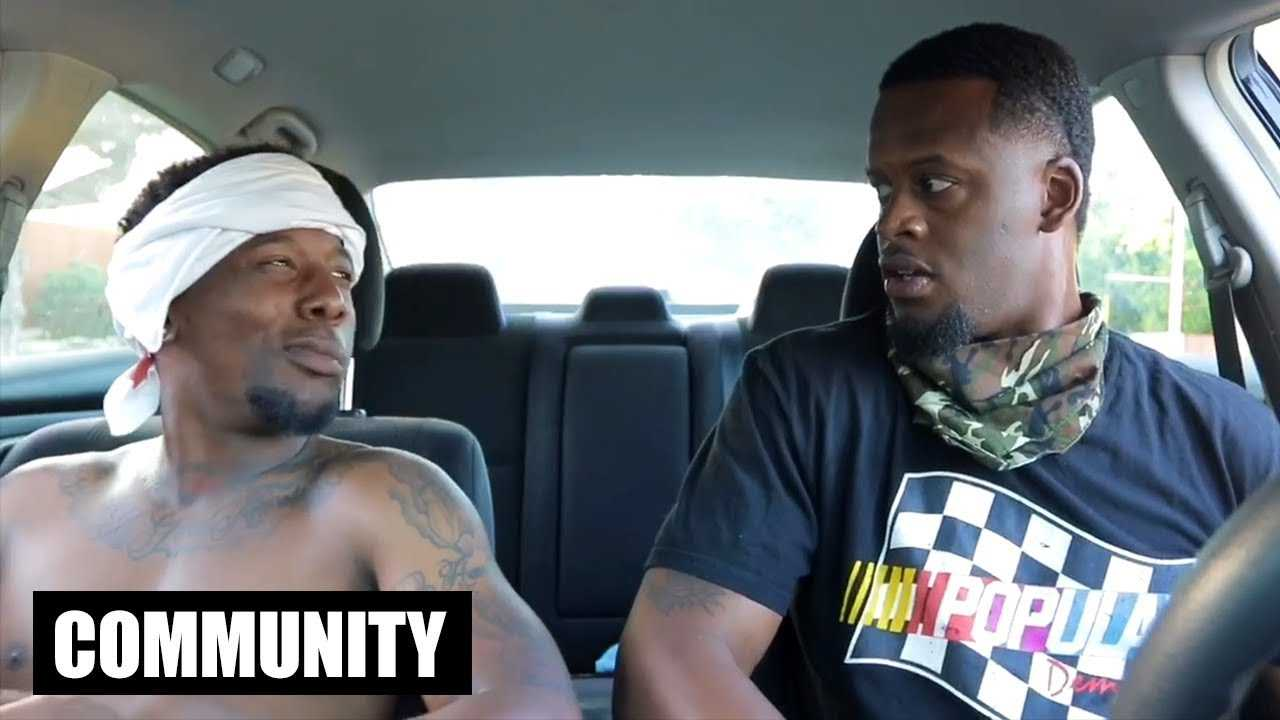 Rookie Robbers ft.B Watts | All Def Community