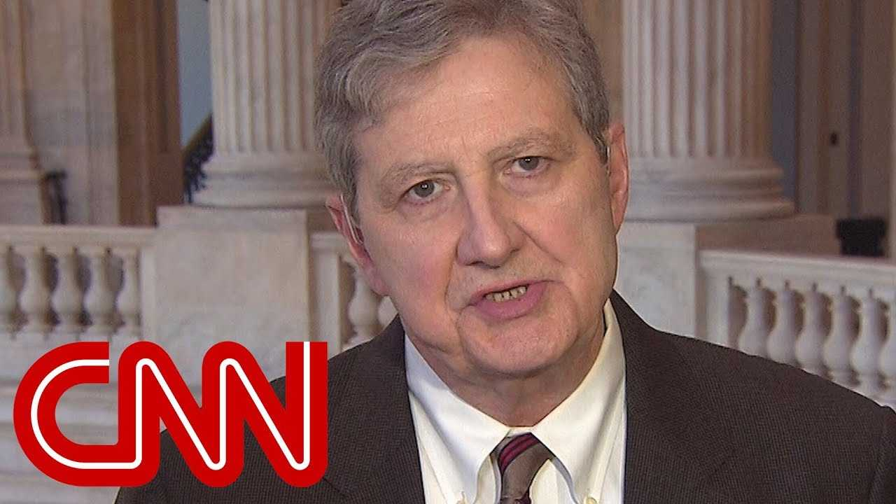 Sen. John Kennedy: SCOTUS nominee should be both Socrates and 'Dirty Harry'