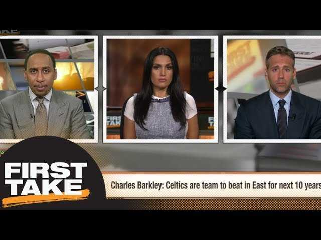 Stephen A. and Max debate: Who's the NBA team to beat in the next 10 years? | First Take | ESPN