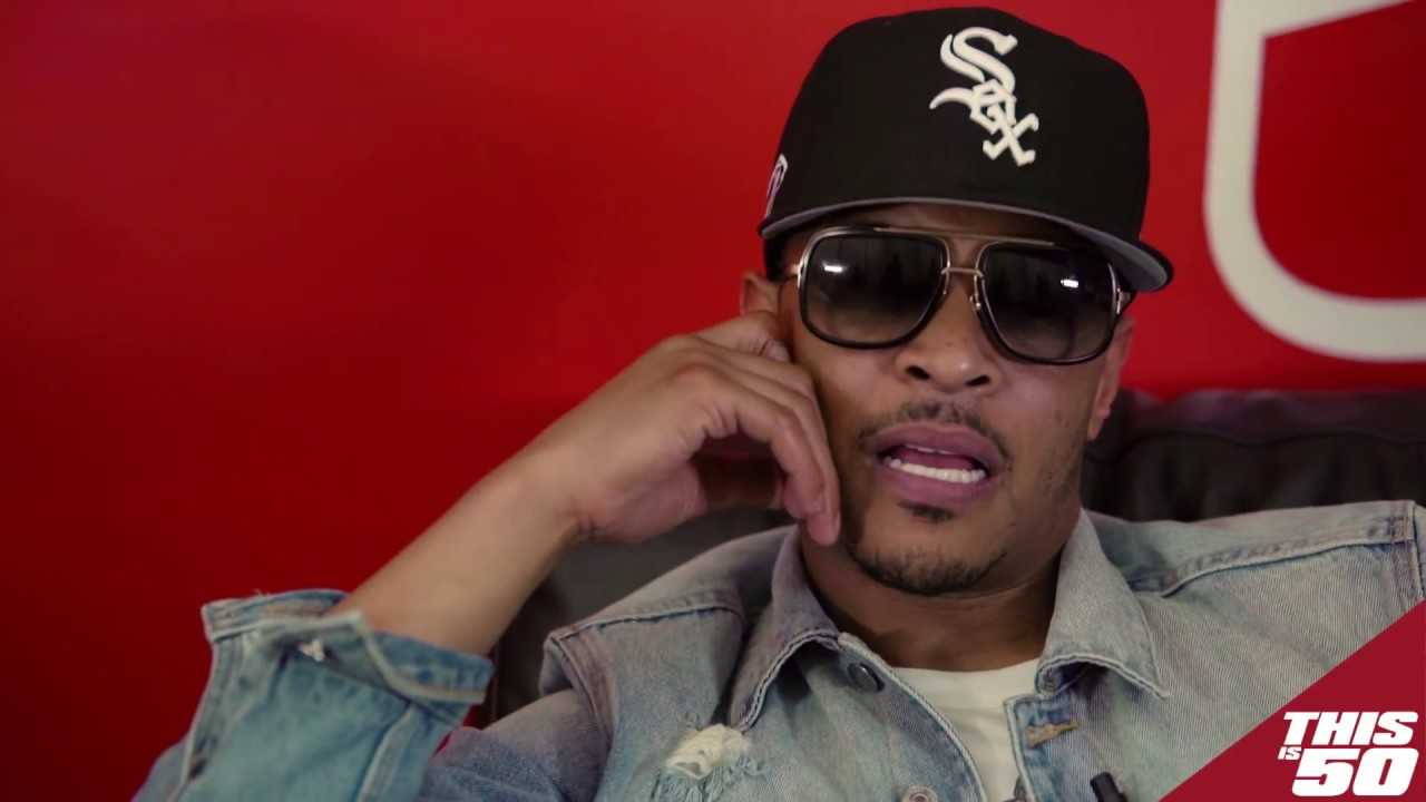 T.I. On How He Fell In Love With Hip Hop ; Introducing Trap Music ; Studio With Kanye West