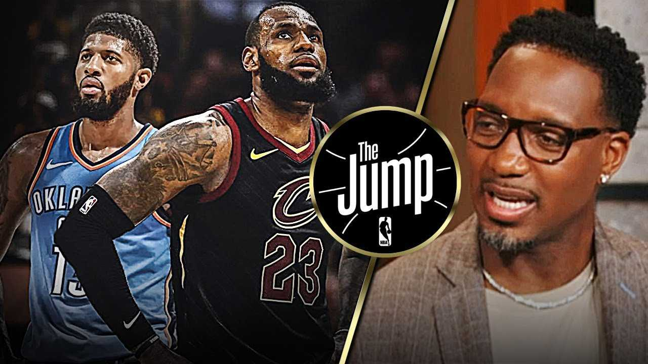 T-Mac Wants LeBron To Stay in Cleveland & Recruit Other Stars | The Jump