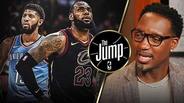 T-Mac Wants LeBron To Stay in Cleveland & Recruit Other Stars   The Jump