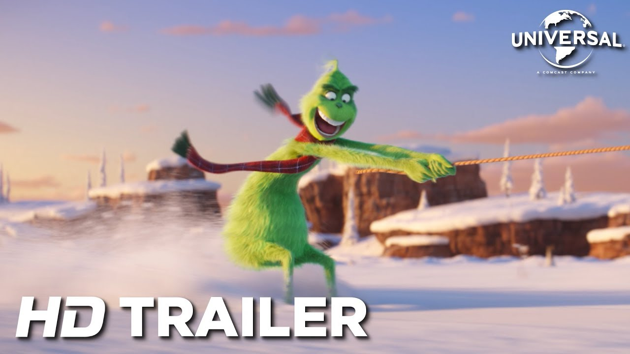 THE GRINCH | Trailer #2