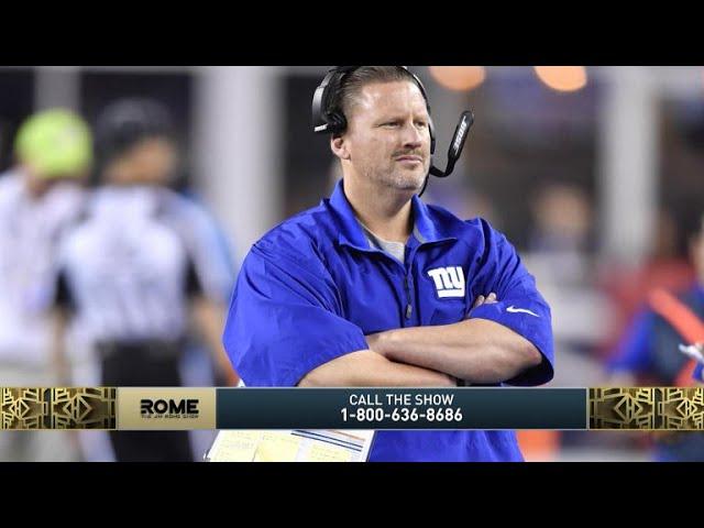 The Jim Rome Show: Ben McAdoo resurfaces