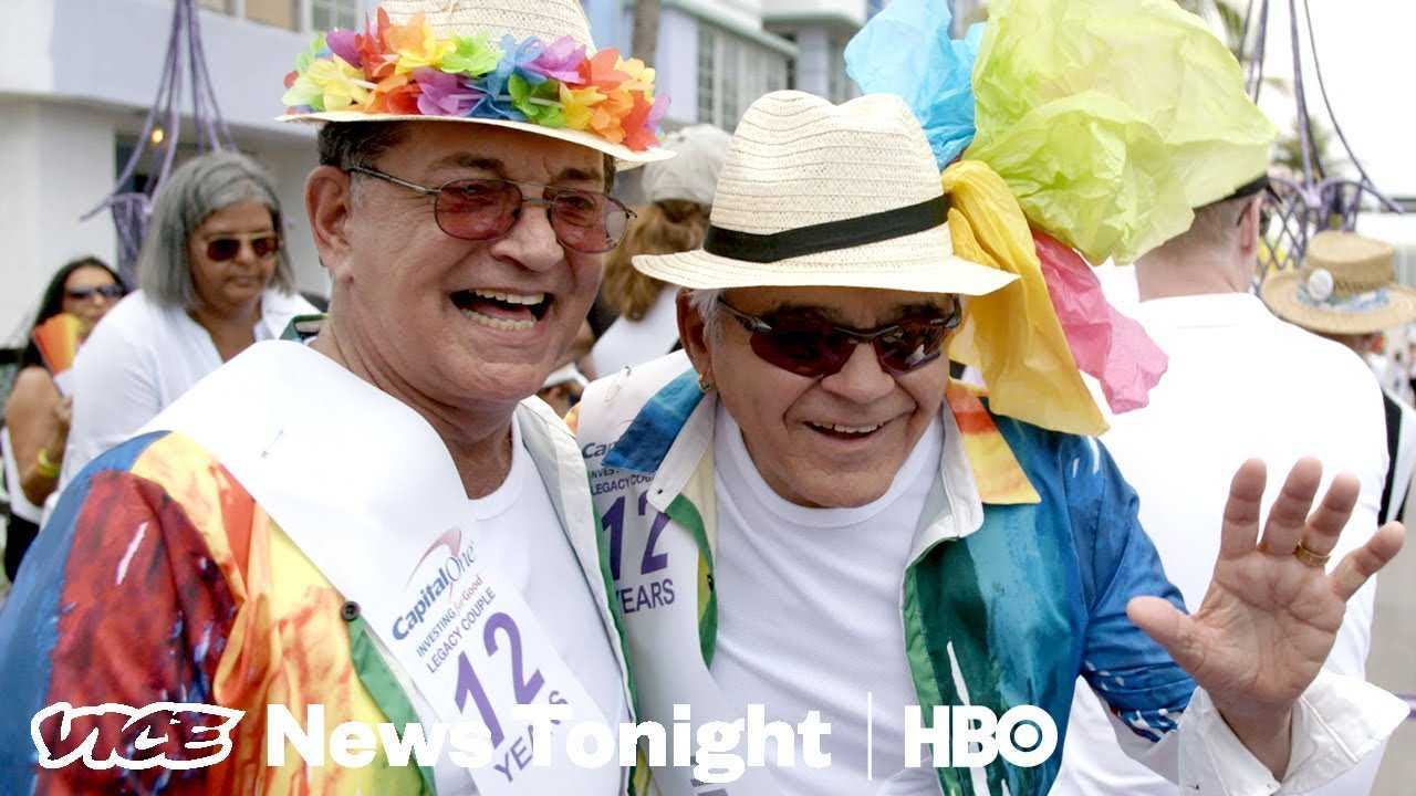 The LGBT Community Is Generationally Fractured. This Organization Thinks It Can Fix That. (HBO)