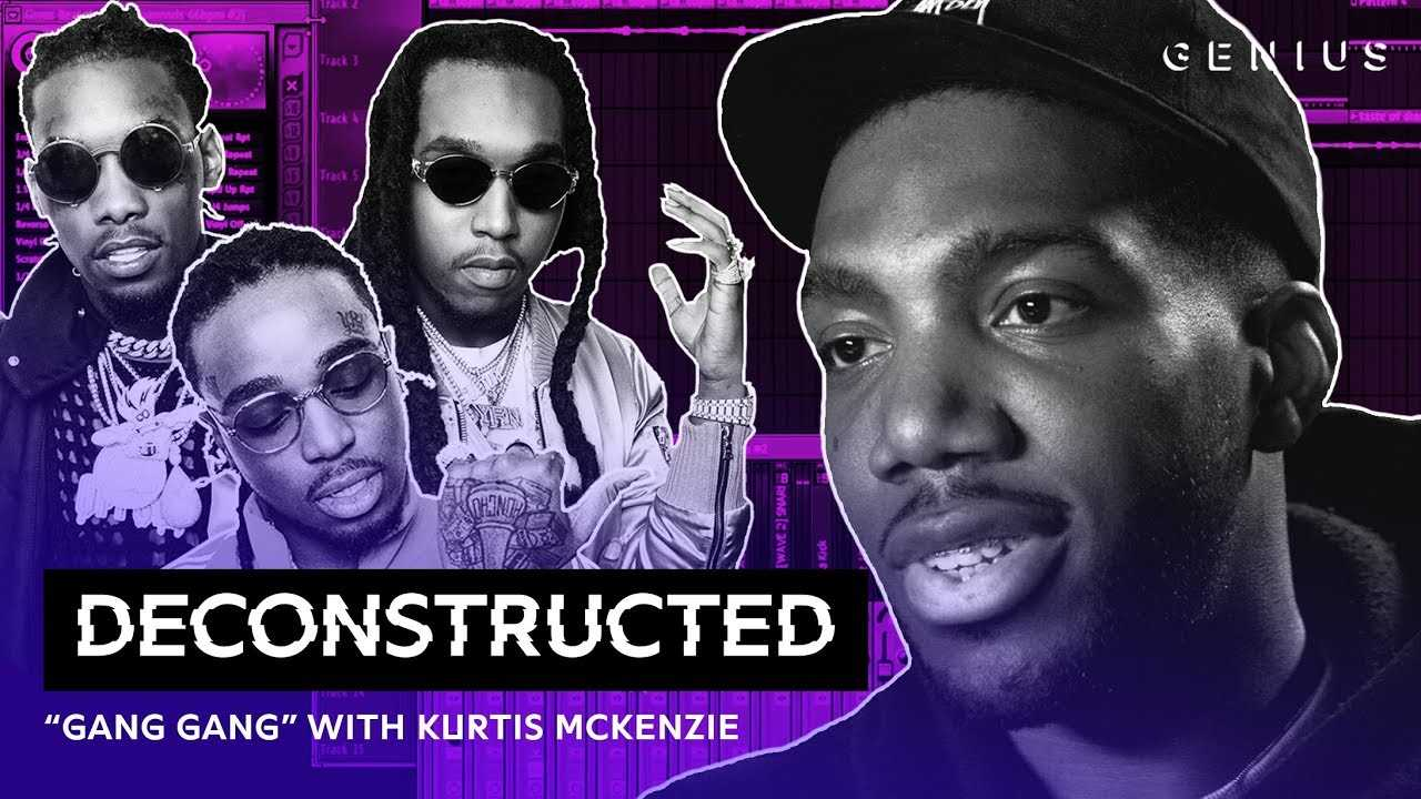 """The Making Of Migos' """"Gang Gang"""" With Kurtis McKenzie 