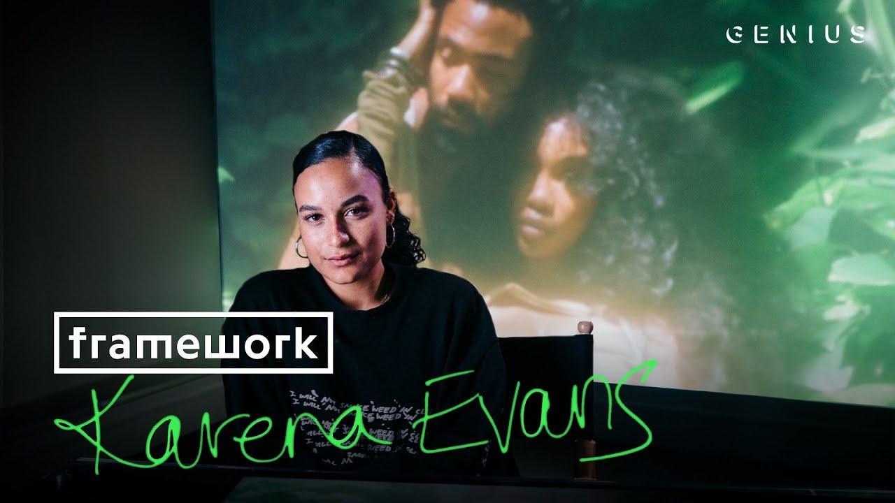 "The Making Of SZA's ""Garden (Say It Like Dat)"" Video With Karena Evans | Framework"