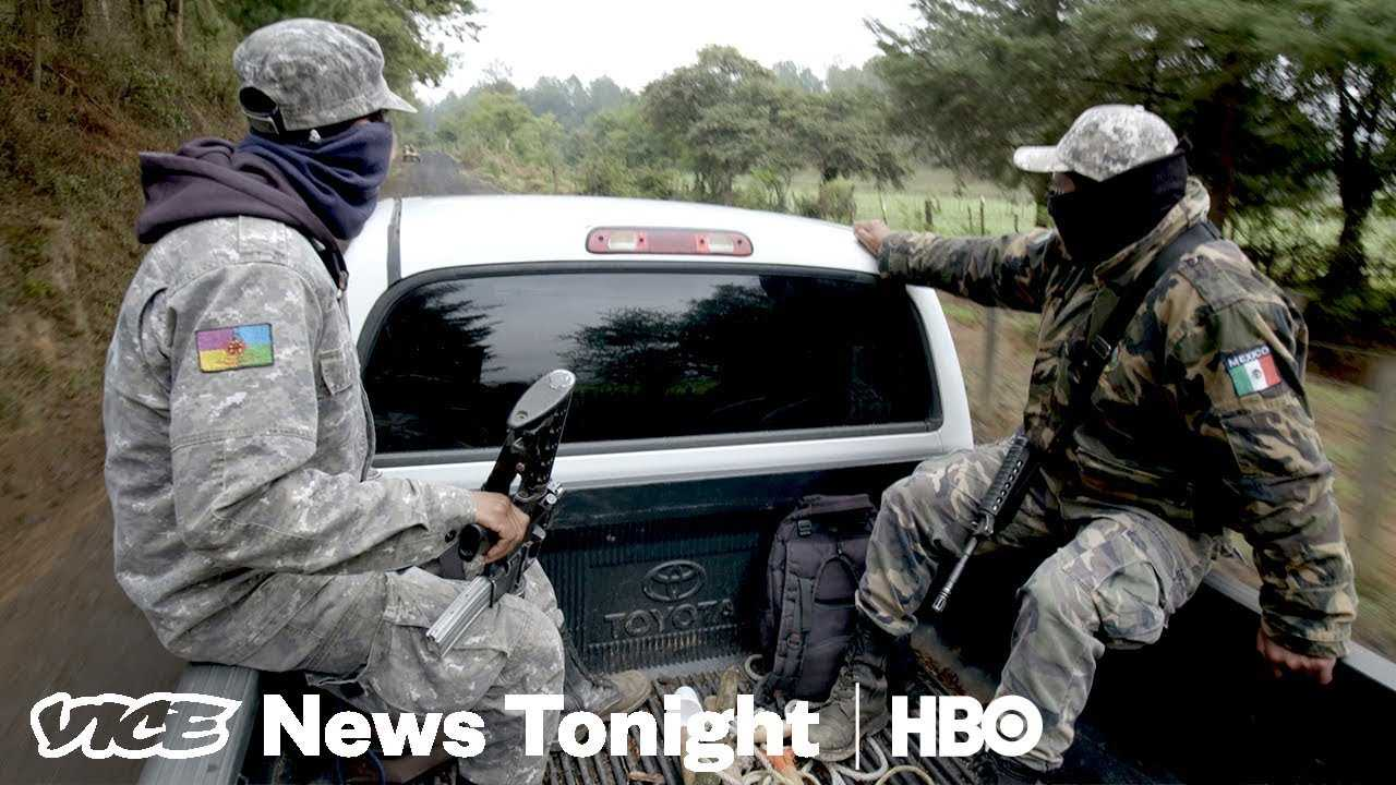 The Mexican Town That Kicked Out Politicians And Started Over (HBO)