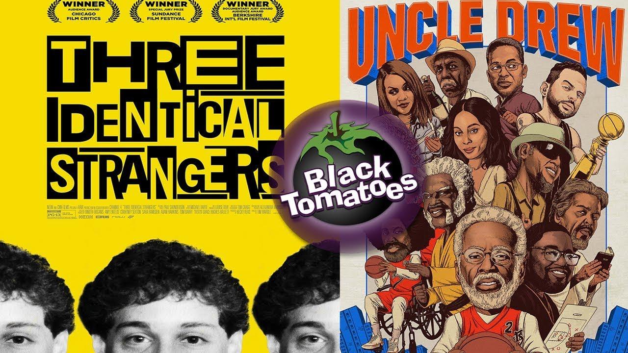 Tiffany Haddish's Uncle Drew, Jessica Chastain and Three Identical Strangers – Black Tomatoes Ep. 19