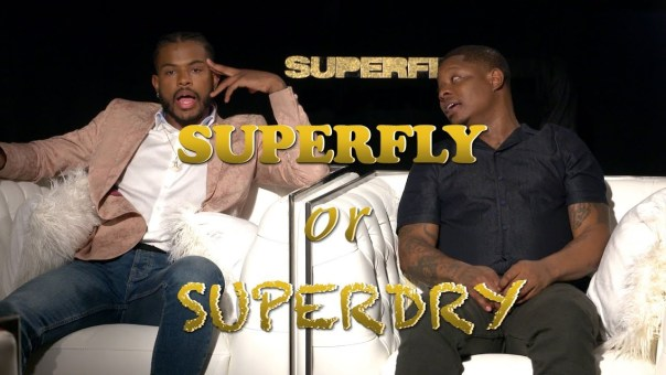 """Trevor Jackson Just Called This Guy Out For Being """"Super High"""" … And It's Hilarious!"""