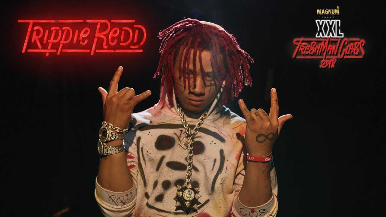 Trippie Redd Is Rap's New Rock Star - 2018 XXL Freshman Interview