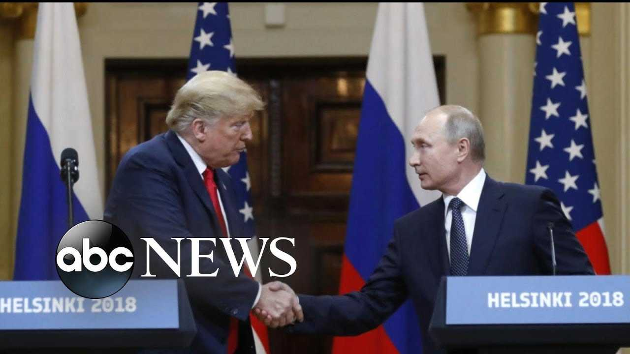 Trump says Putin 'extremely strong' in denial of election interference