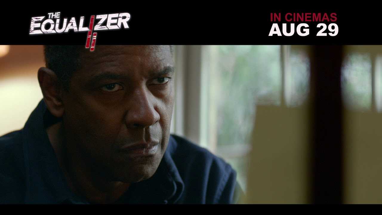 Unleash the beast mode in THE EQUALIZER 2
