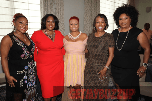 ERICA CAMPBELL, LEDISI, KEKE WYATT, DÉJÀ VU ATTEND WOMEN IN HARMONY