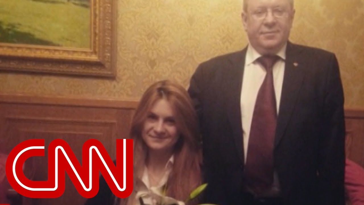 US accuses Russian woman of being foreign agent