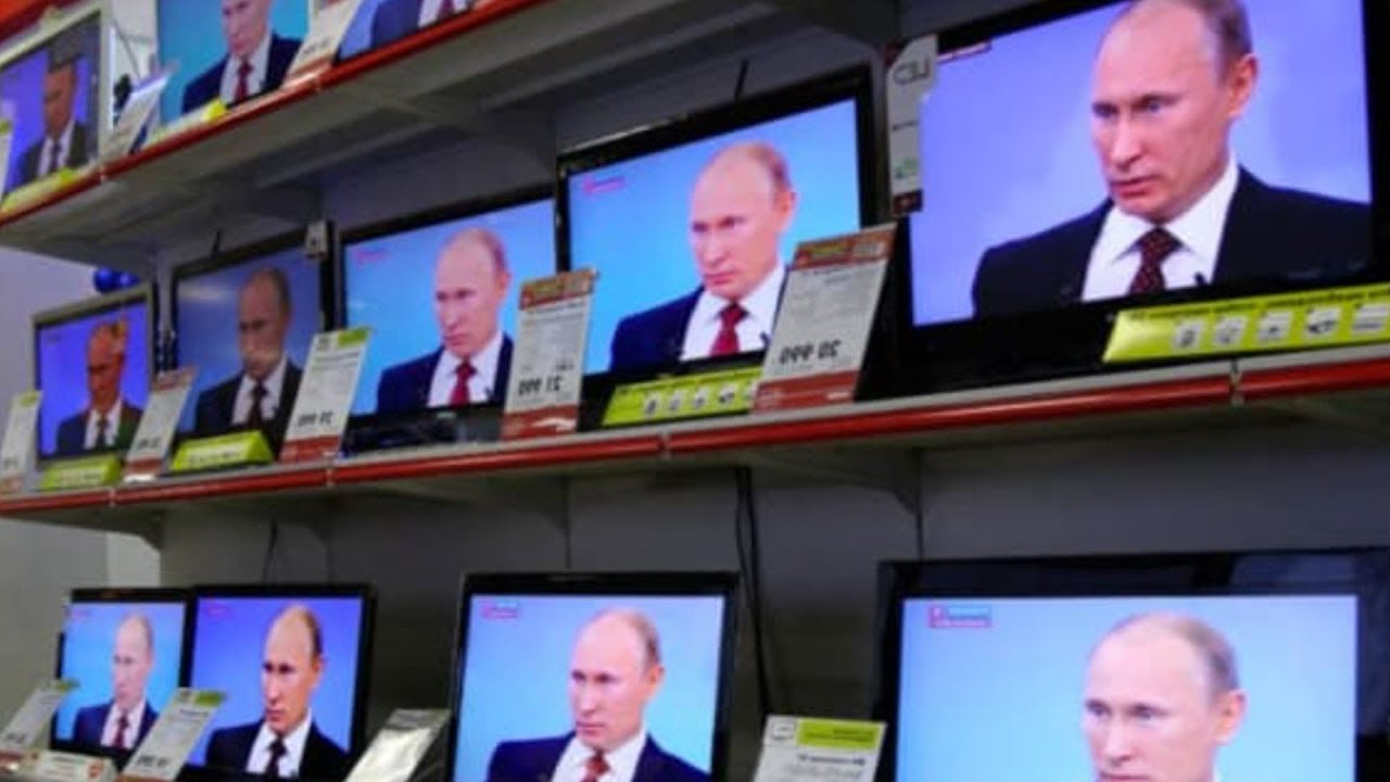 Vladimir Putin Takes Over The World Cup... With Memes