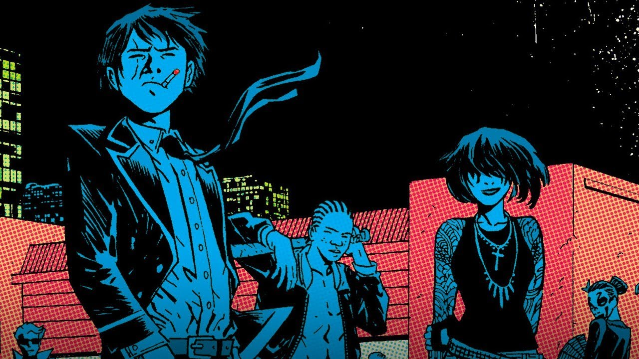 What Deadly Class Takes Straight from the Comics - Comic Con 2018