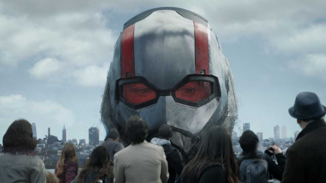 What the Ending of Ant-Man and the Wasp Means for Avengers 4 (SPOILERS!)