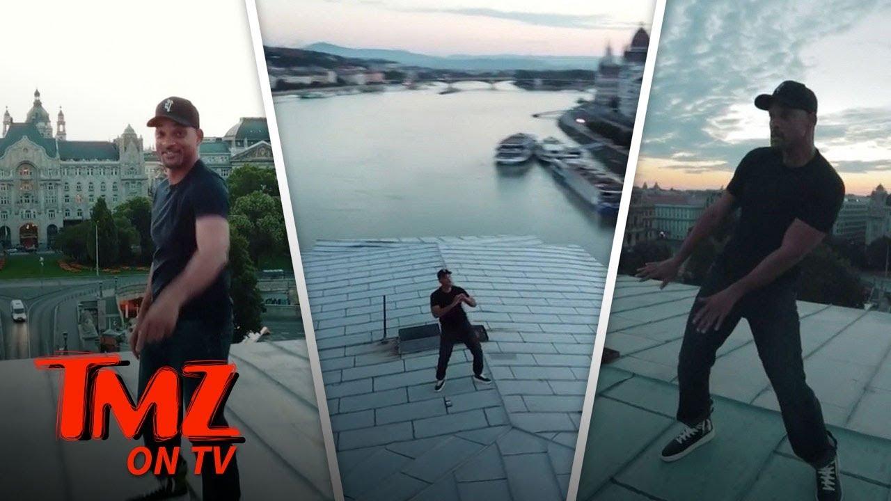 Will Smith's In My Feelings Challenge The Best Yet   TMZ TV