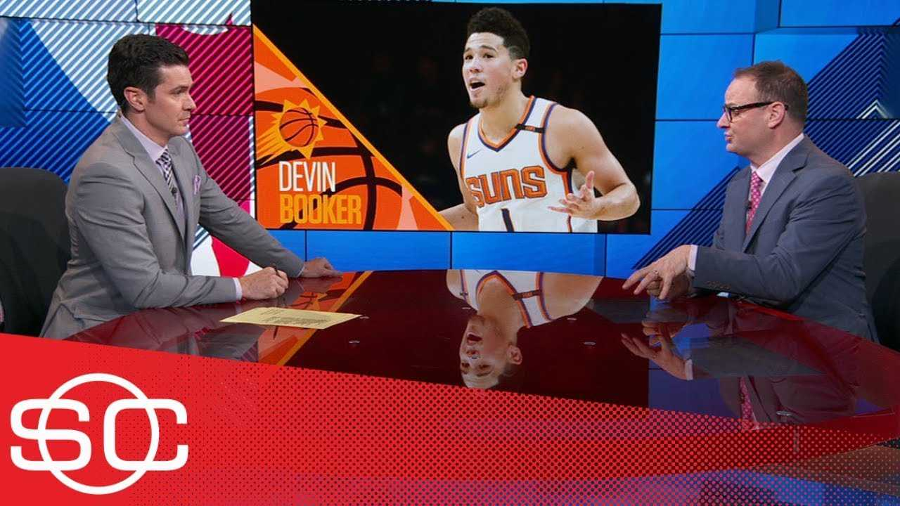 Woj: Devin Booker nearing max extension with Suns & latest on Kawhi Leonard to Lakers talks | ESPN