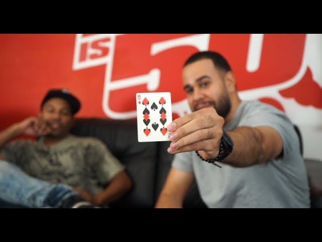 """WOW: Smoothini Shows Off Crazy Magic Trick + New Show """"Hip Hop Houdini"""" on Fuse TV"""