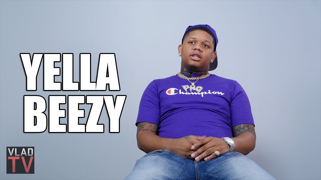 Yella Beezy on Story Behind His Name, People Comparing Him to Nate Dogg (Part 8)