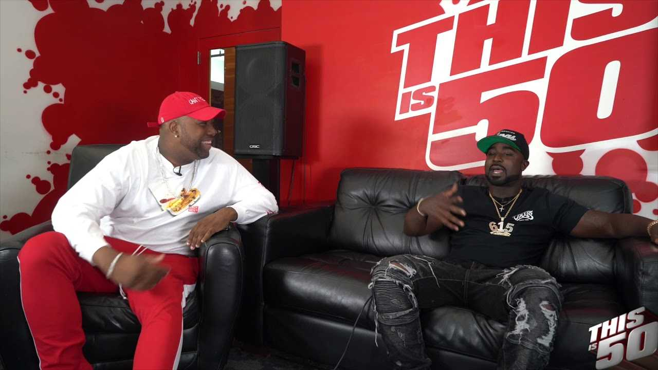 Young Buck 1st Time Meeting 50 Cent & Eminem, Signing To Birdman At 14 & Almost Being on Death Row?