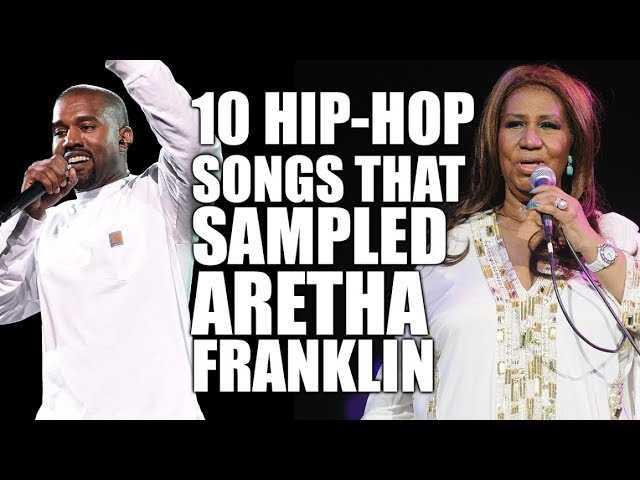10 Hip-Hop Songs Sampling Aretha Franklin