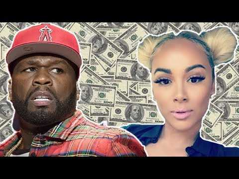 50 CENT GOES OFF On FLOYD MAYWEATHER'S Ex BAD MEDINA Over Comments On Social Media