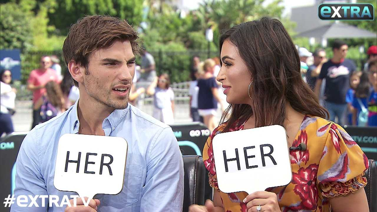 'Bachelor in Paradise' Couple Jared Haibon and Ashley Iaconetti Take Our Rapid-Fire Quiz