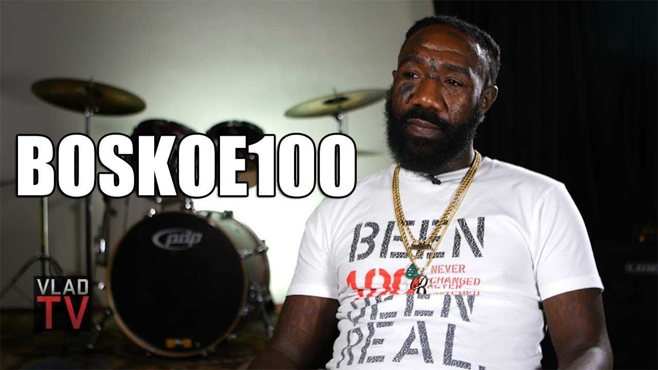 Boskoe100 on Getting Shot by Friend at 12, Joining Queen Street Bloods (Part 1)