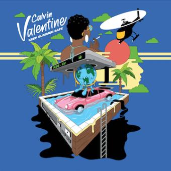 Calvin Valentine