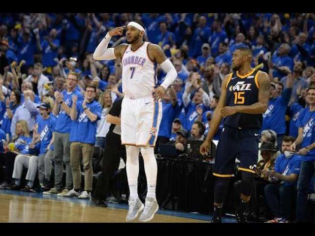Carmelo Anthony could be bench player for Rockets