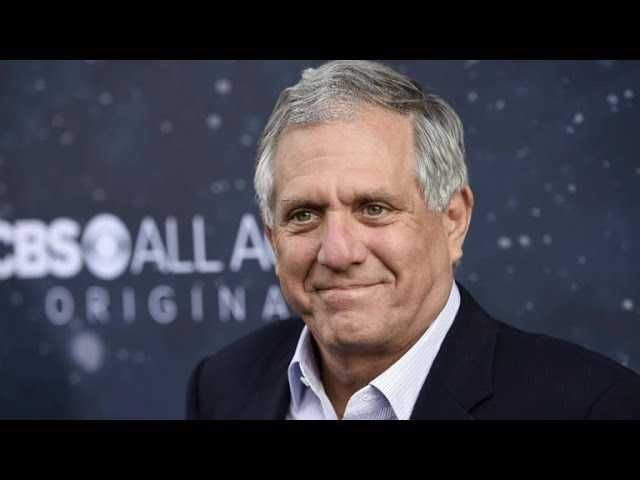 CBS' Leslie Moonves faces new claim of sexual assault