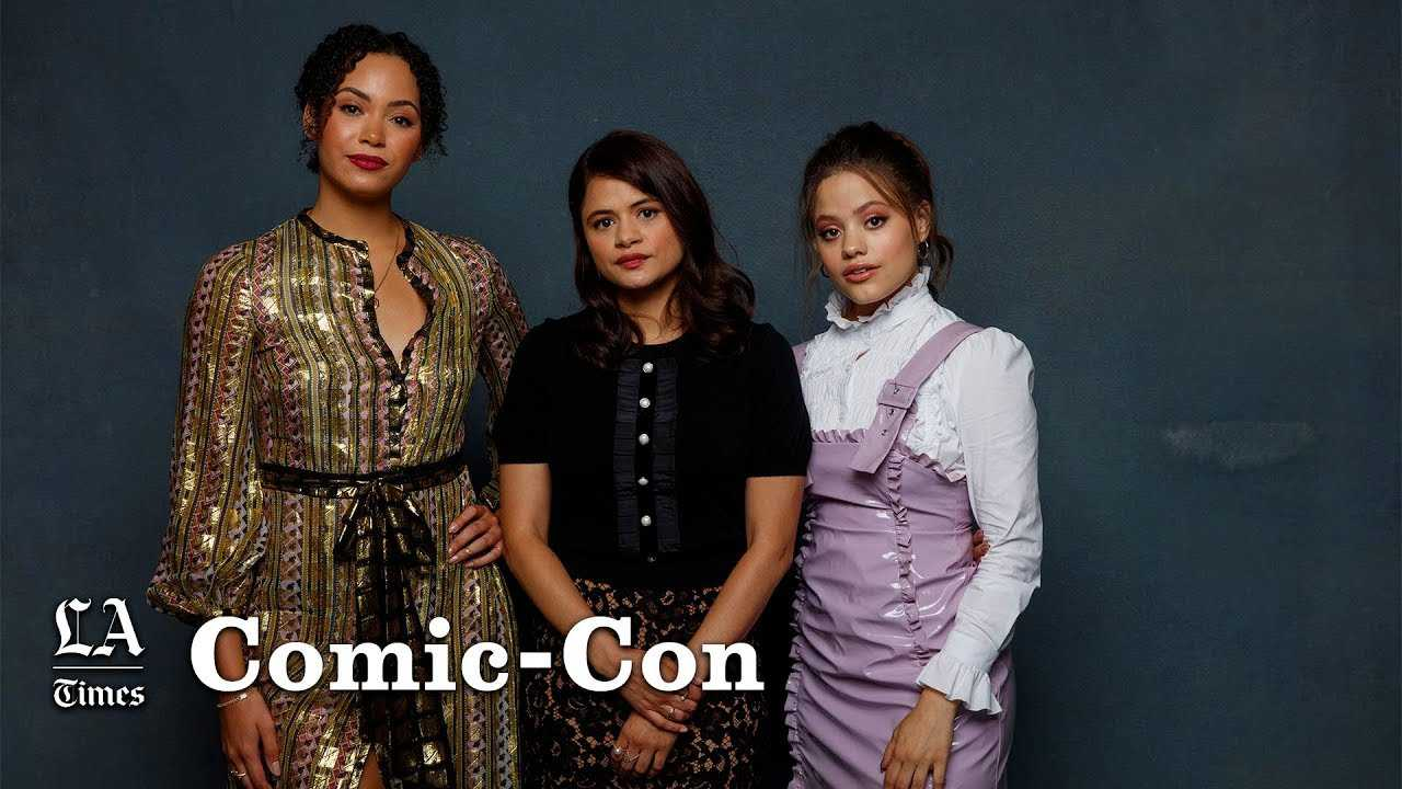 'Charmed' cast on their socially conscious reboot | Comic-Con