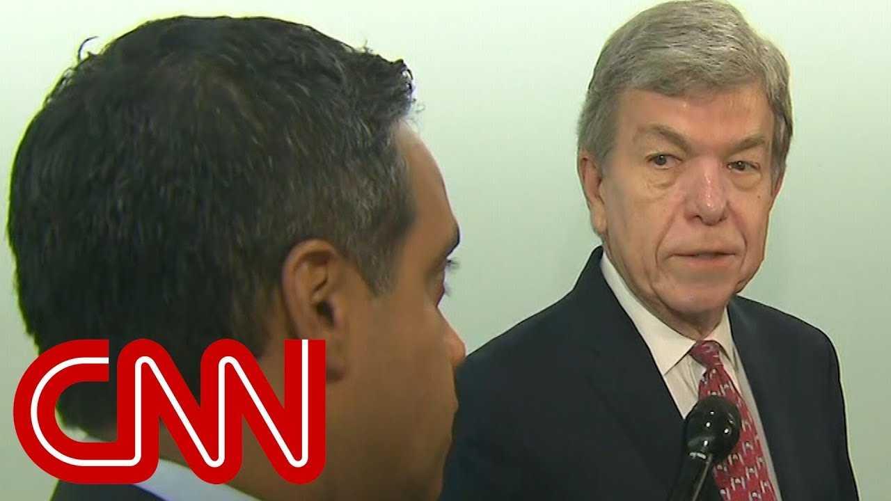 CNN asks Republicans about the Cohen tape