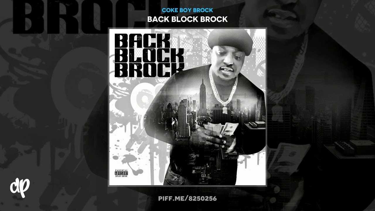 Coke Boy Brock - Right Now (Ft D-Smallz) [Back Block Brock]
